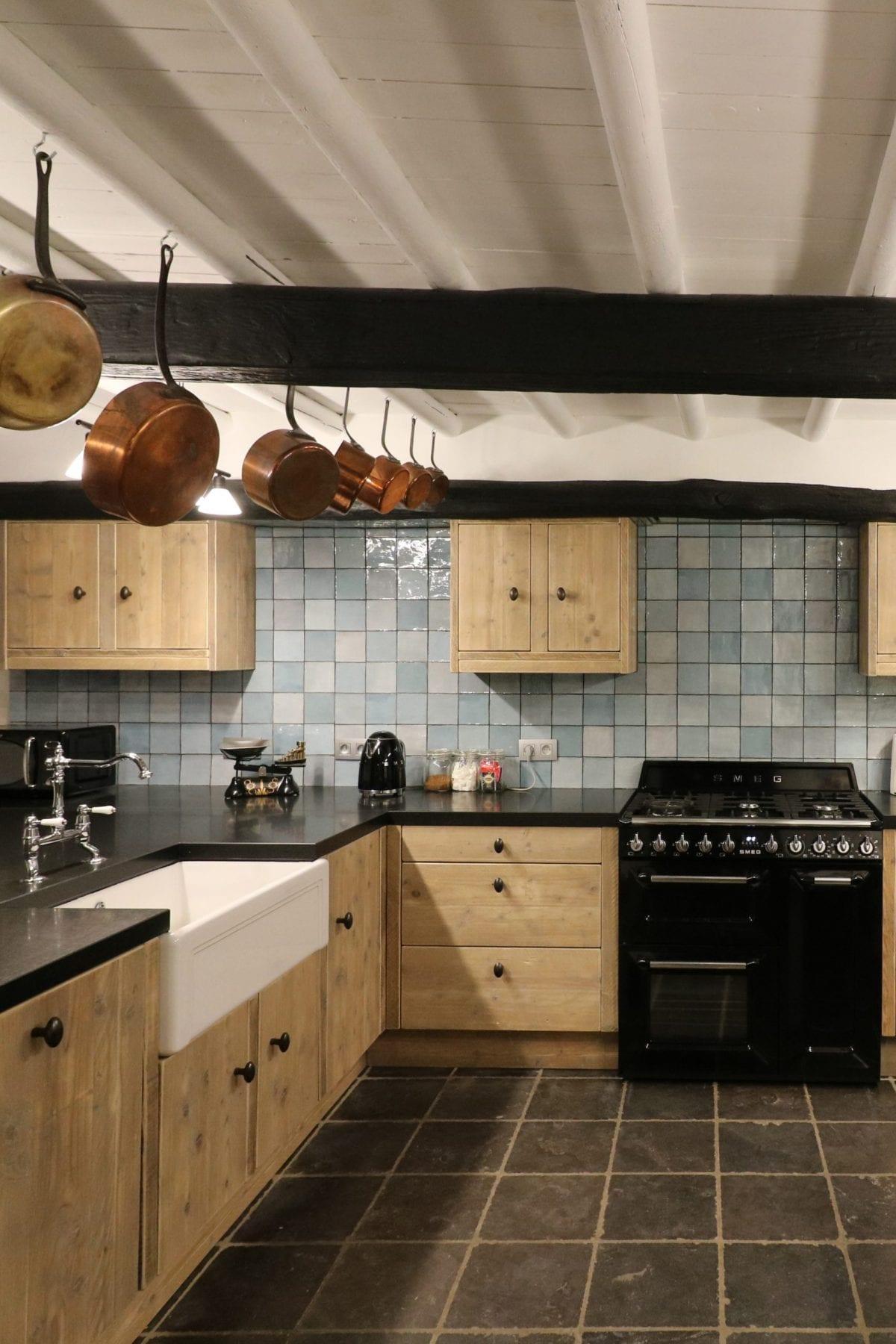 vintage keuken   maatwerk   Esgrado